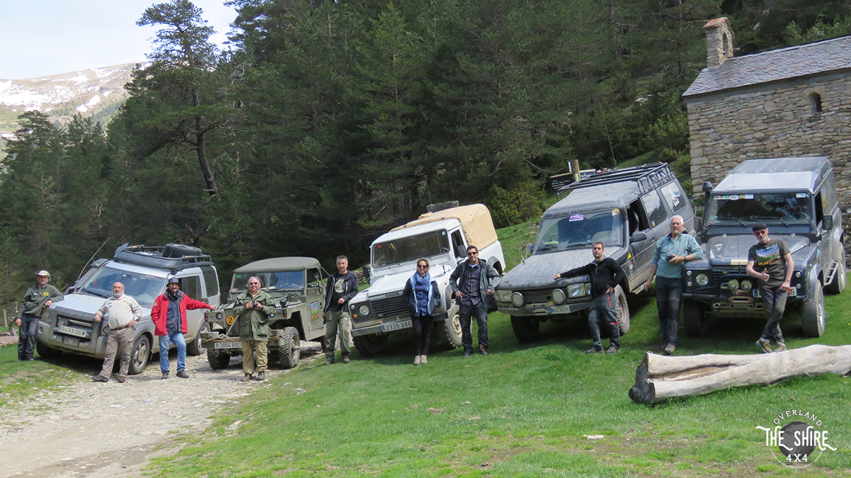 The Shire Overland Team
