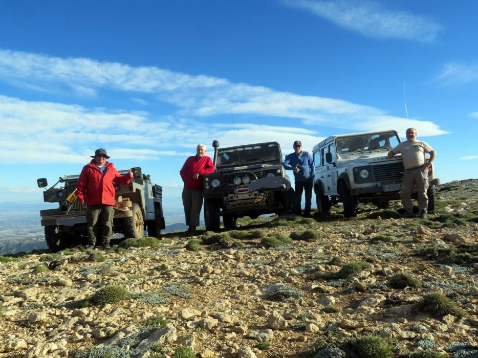 Foto de Los Extremaos en la Sierra de Cazorla