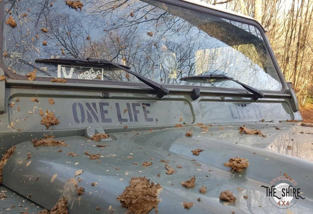 One Life Live it. Defender