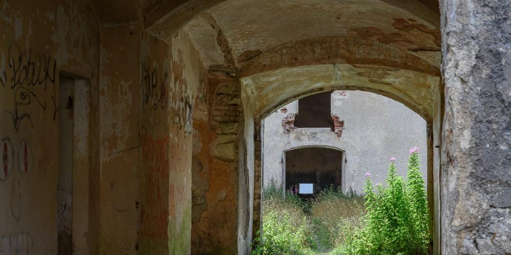 Fort de Colle Alto o Fort Central