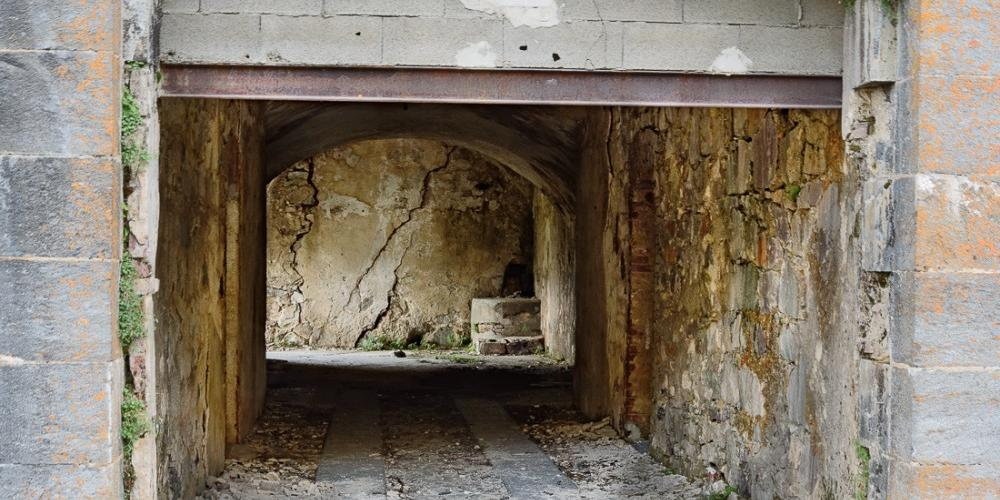 Fort Pernante Col de Tende